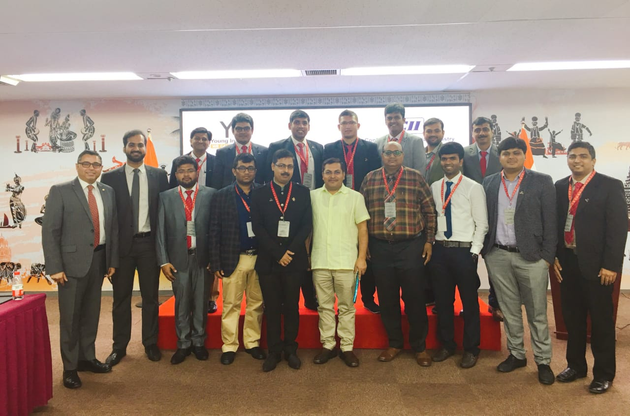 Yi Global Excellence Mission  - China : Interaction with Mr Anil Kumar Rai, Consul General of India - Shanghai