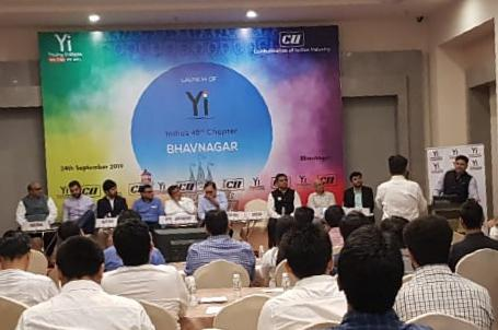 Young Indians proudly launched its 45th Chapter in Bhavnagar on 24th September in the presence of Mr Ashok Kumar Yadav, IPS, Deputy Inspector General of Police and Mr Kartik Shah, Vice-Chairman