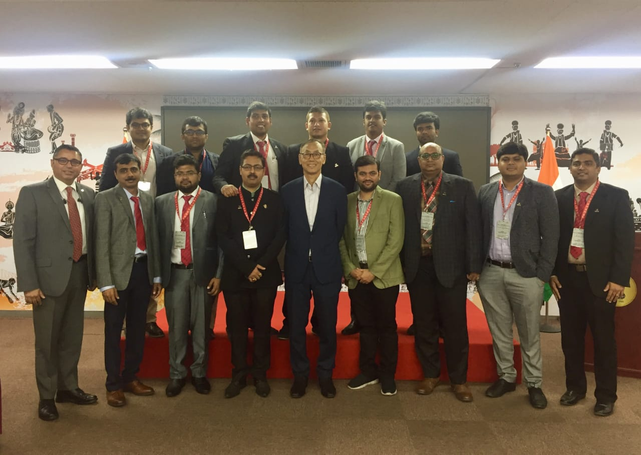 Yi Global Excellence Mission  - China : Meeting with Dr Edward TSE, Founder, GaoFeng Advisory