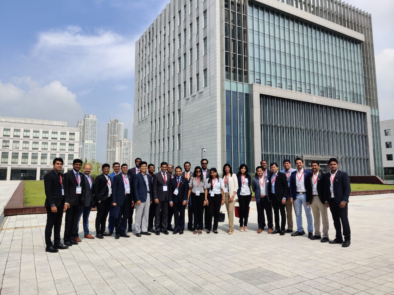 Yi Global Excellence mission to the Republic of  Korea 25-30 August 2019,Visit to Yonsei University
