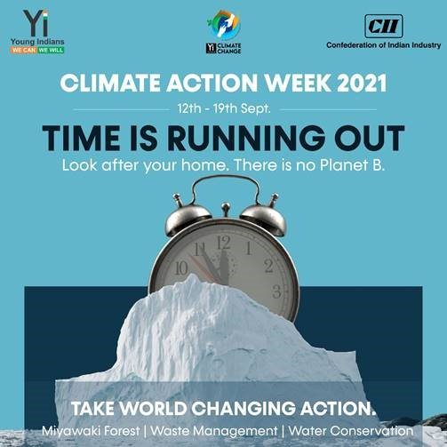 Yi  Climate Action Week 2021