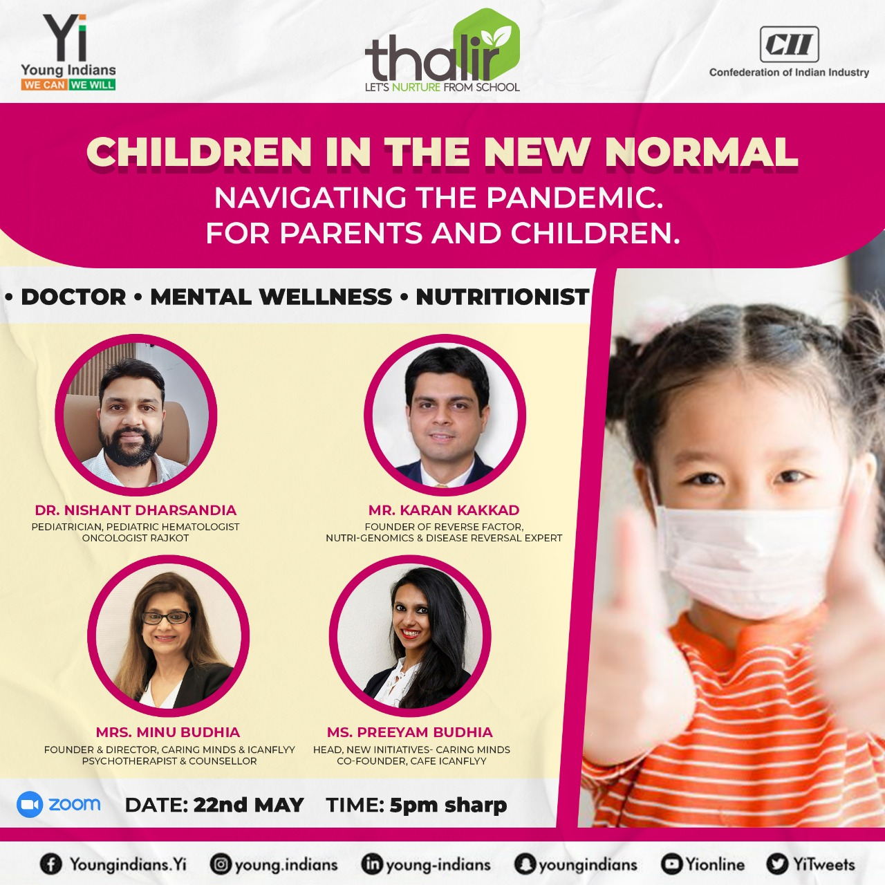 Yi Thalir Initiative-Children in the new normal -Navigating the Pandemic