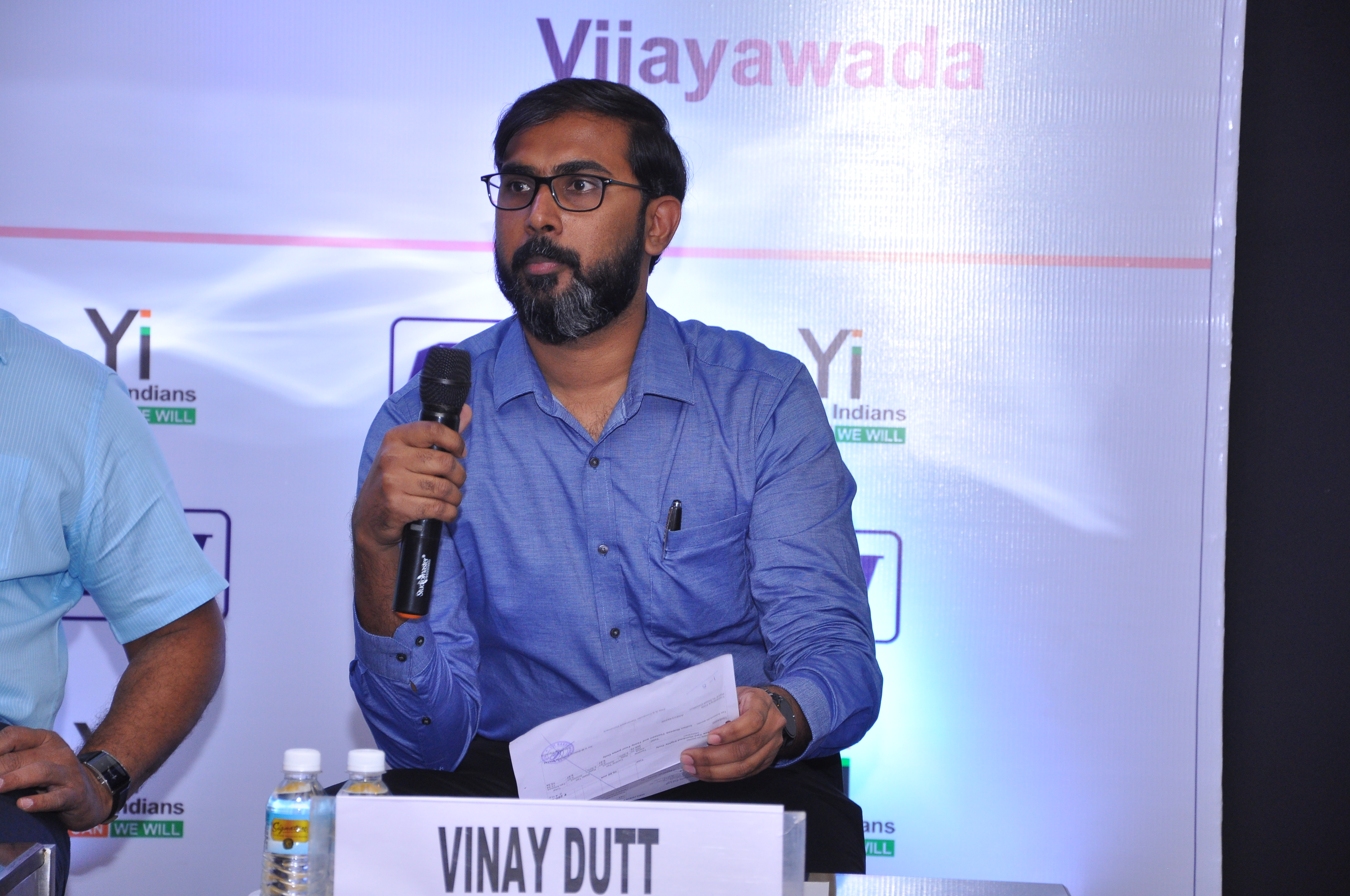 """Yi Amaravati Annual Session of Young Indians - Amaravati Chapter & Panel Discussion on """"Engaging Youth towards building a Sustainable Amaravati"""""""